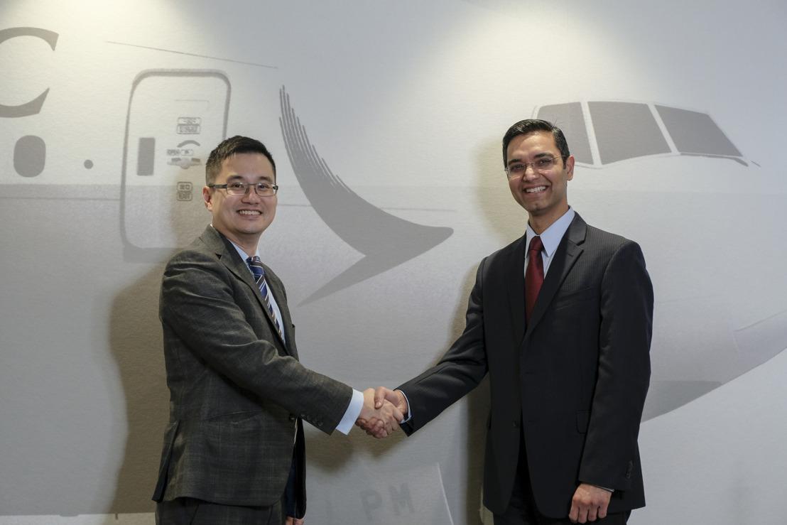 國泰貨運與Sonoco ThermoSafe 簽署恆溫集裝箱租賃協議