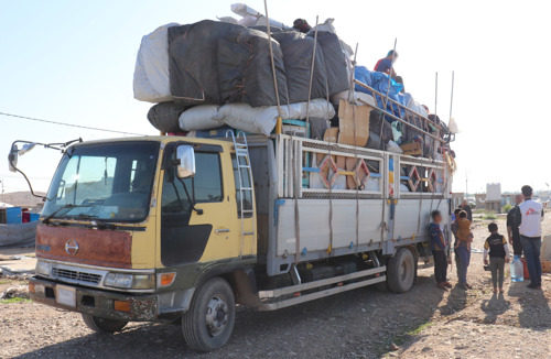 Iraq: MSF warns against imminent Laylan camp closure