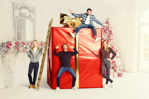 "Noël va être énoooooorme dans le ""Wake Up Show"" sur NRJ !"