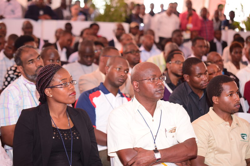 A conference organised by dmg events in Nairobi last year