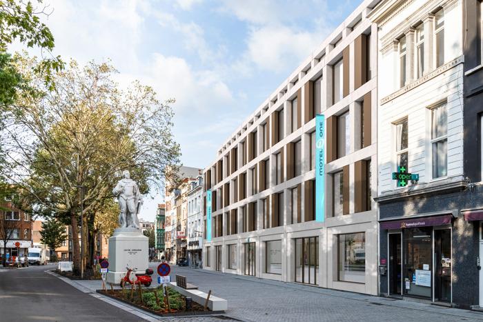 CORES Development ontwikkelt hotel samen met Motel One in hartje Antwerpen