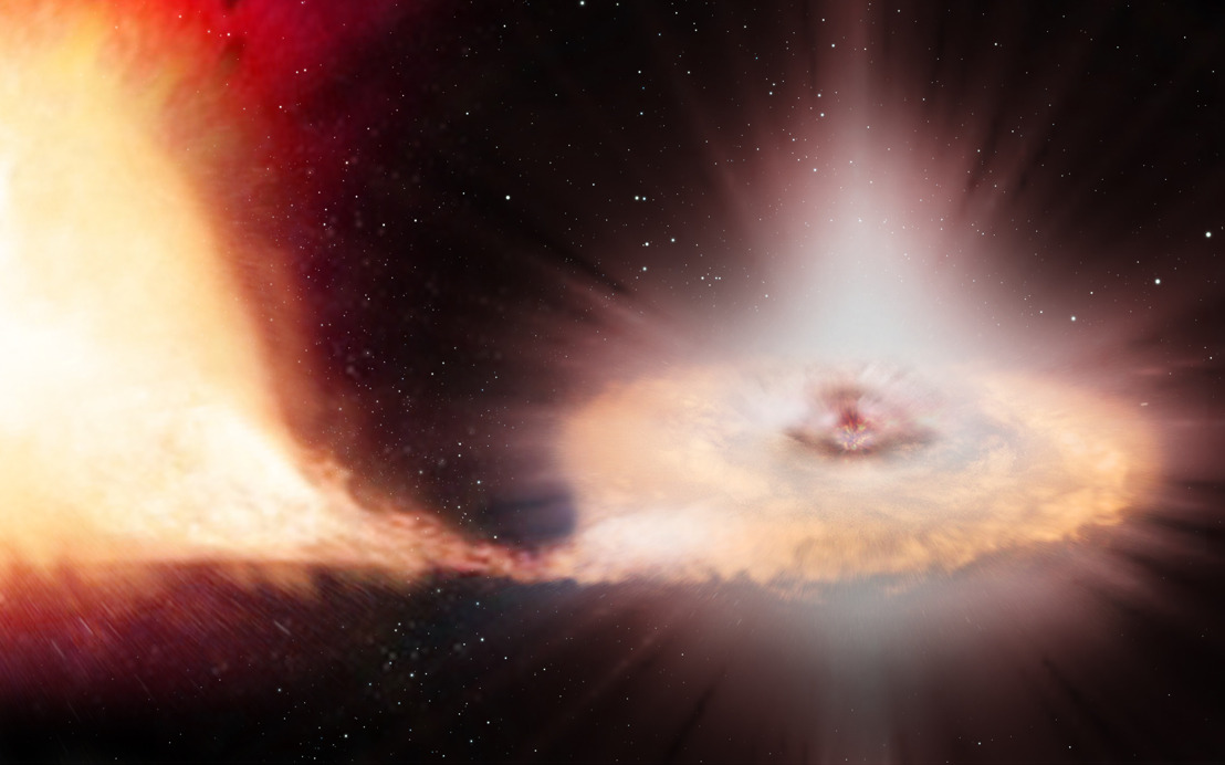 Volunteers help ANU find star that exploded 970 million years ago, predating the dinosaurs