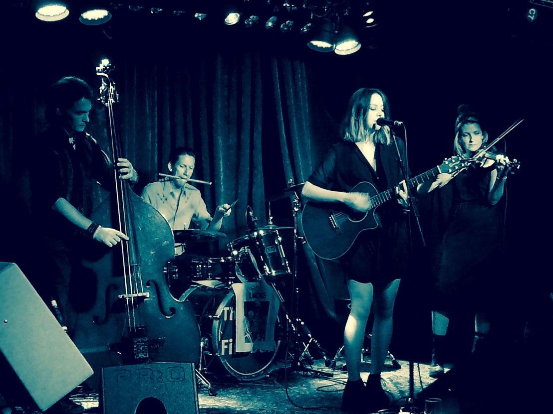 LOCKS on stage London
