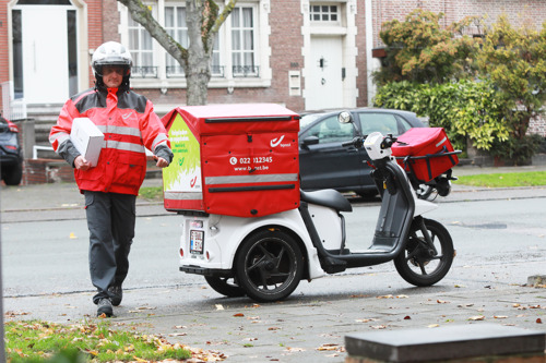 bpost group stelt CONNECT 2026 voor