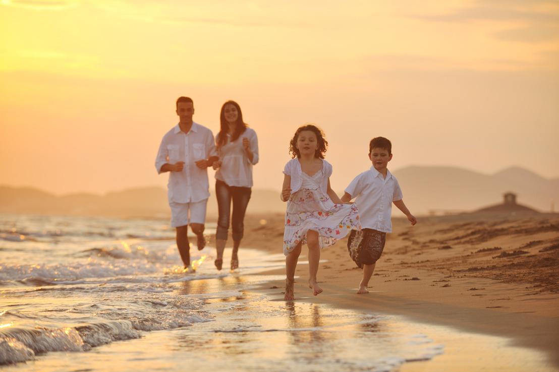 Kind verloren op het strand ? 8 tips om paniek te vermijden