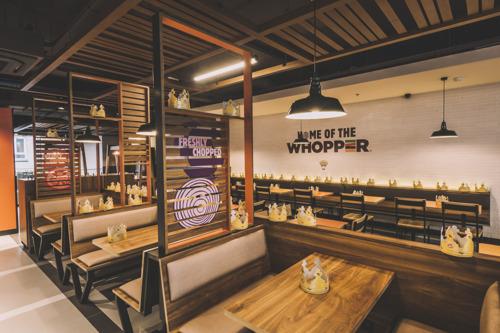 Derde Belgische snelwegrestaurant voor BURGER KING® aan de E40 in Heverlee