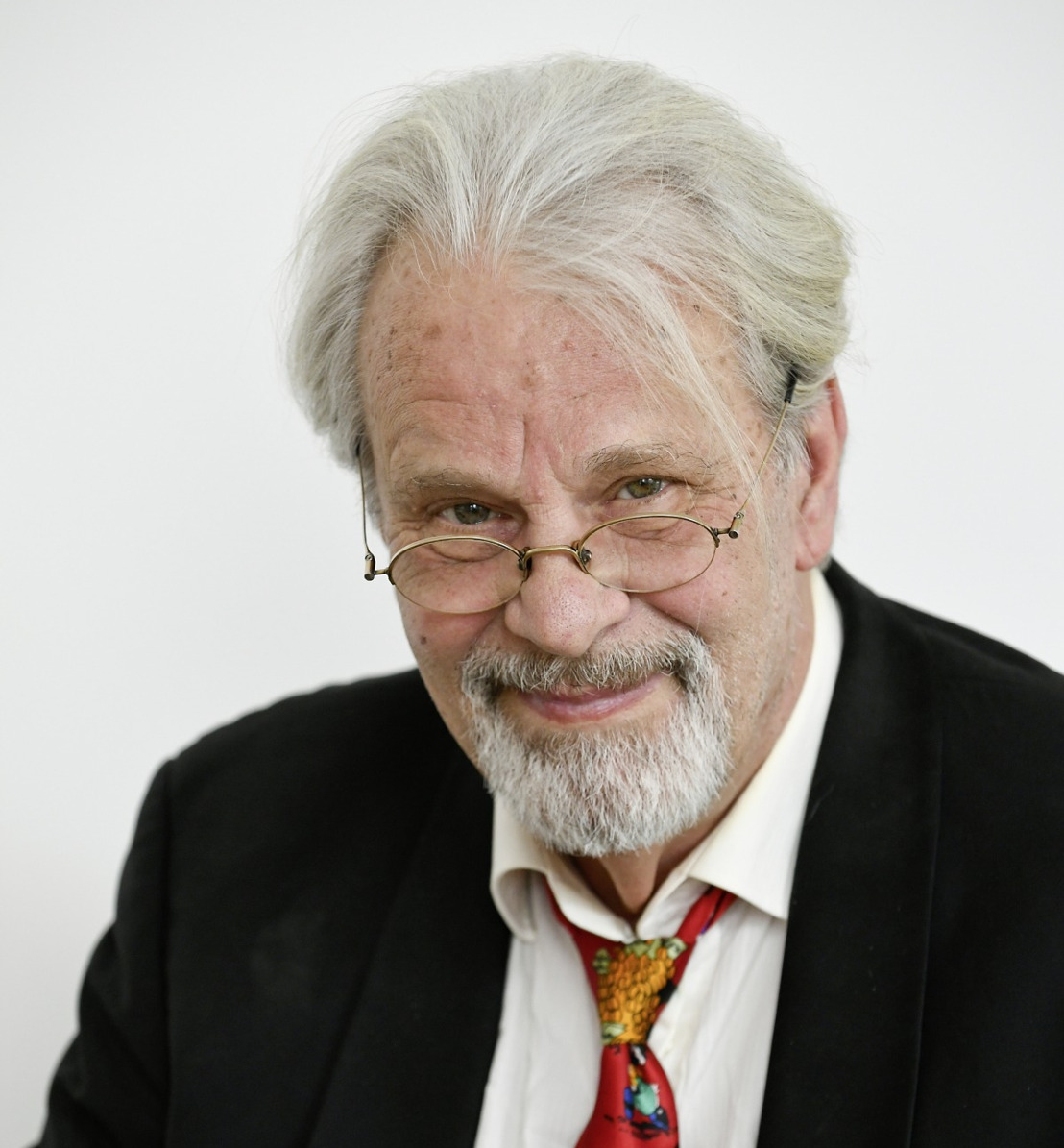 Peter Sattmann liest seine Autobiografie bei Hugendubel