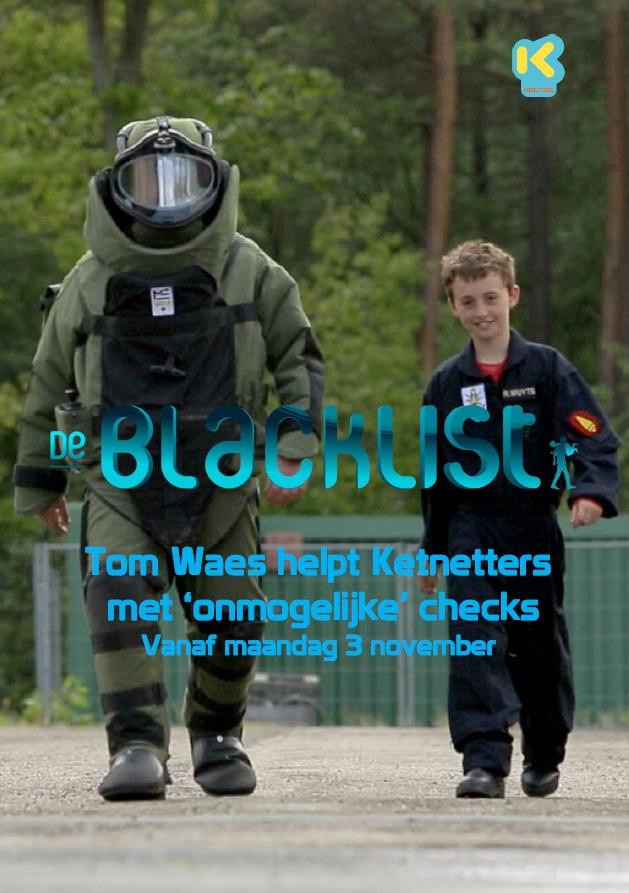 De Blacklist: ontploffing - (c) VRT - deMENSEN