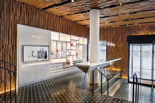 INTERSECT BY LEXUS OPENT EEN DERDE VESTIGING IN NEW YORK