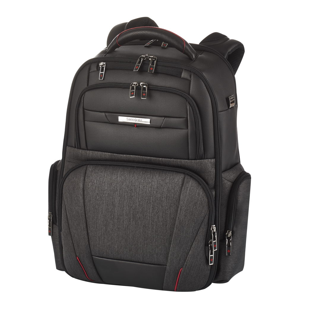 """Pro DLX5 DUO Laptop Backpack 3V 15.6"""""""
