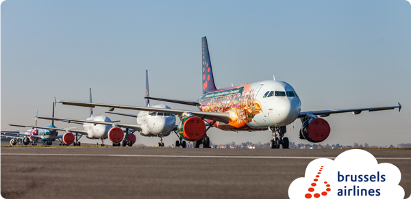 Preview: Brussels Airlines further extends the temporary suspension of its flights