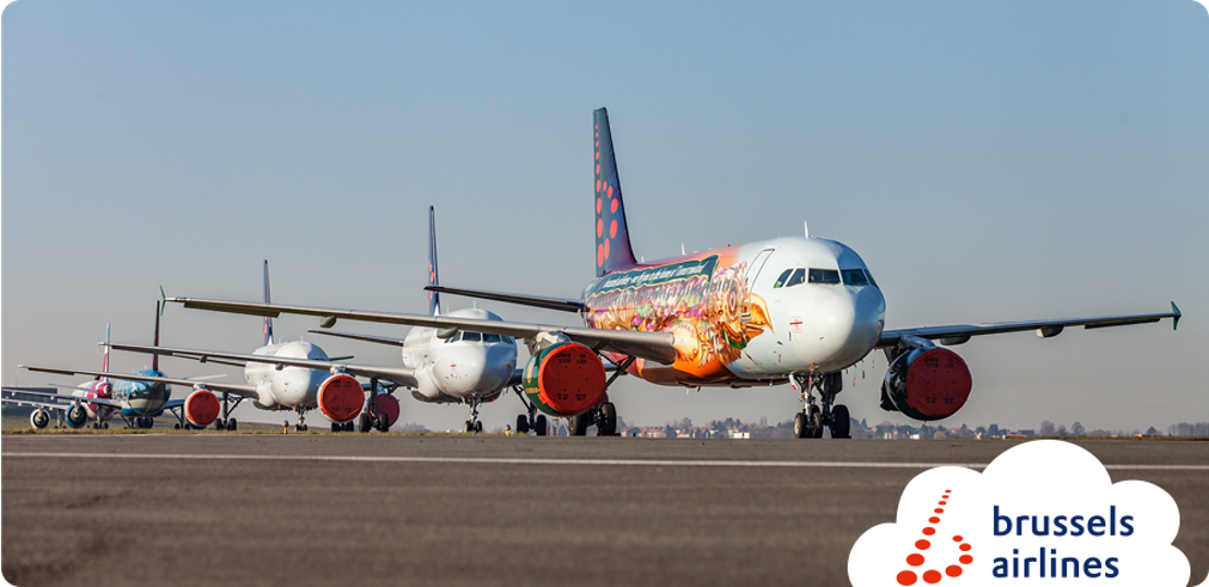 Brussels Airlines further extends the temporary suspension of its flights
