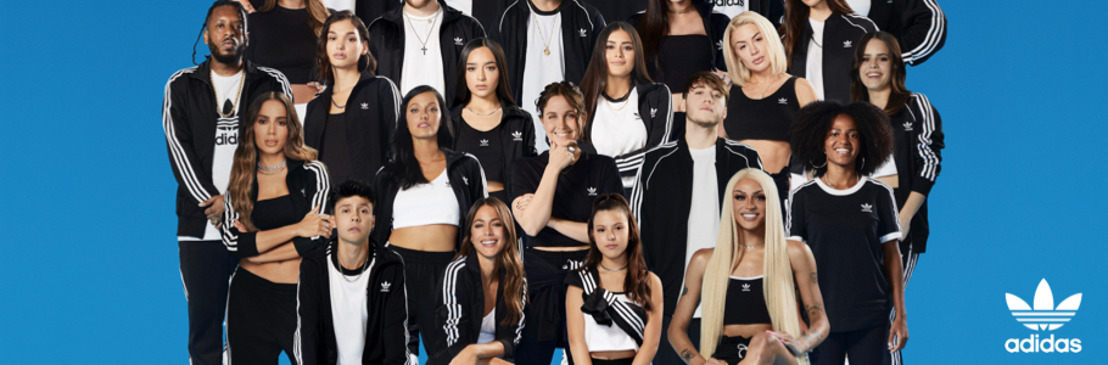 adidas Originals presenta al equipo 'Change is a Team Sport' de latinoamérica
