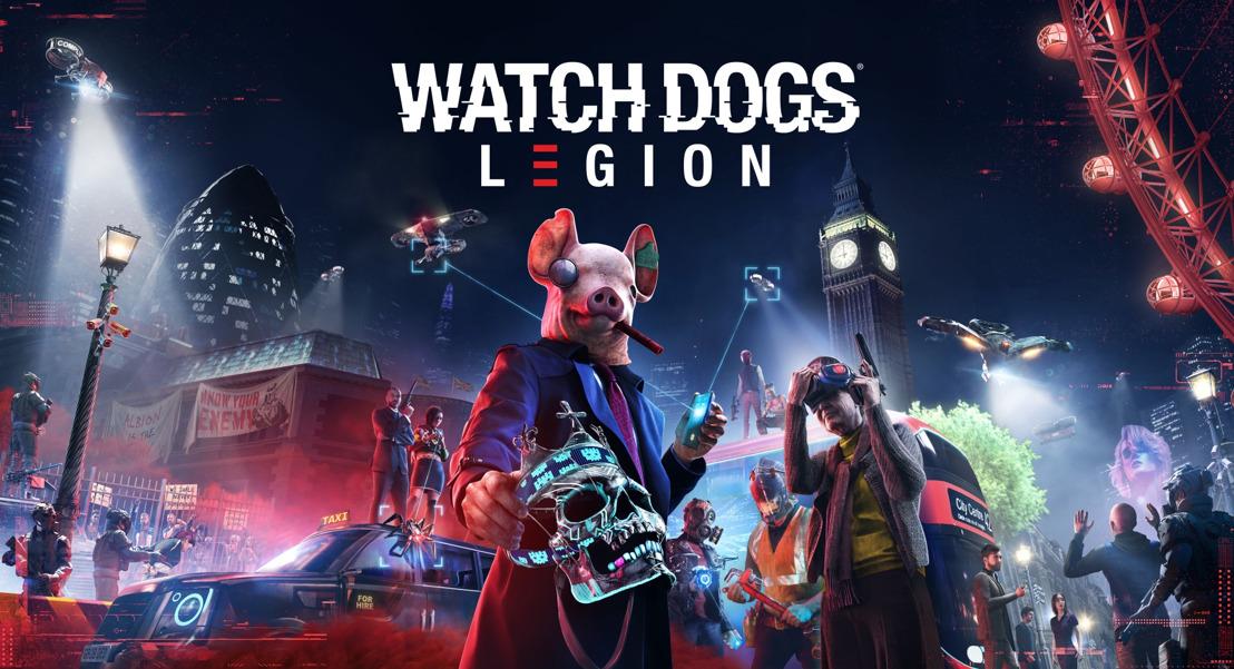 WATCH DOGS: LEGION AB SOFORT ERHÄLTLICH