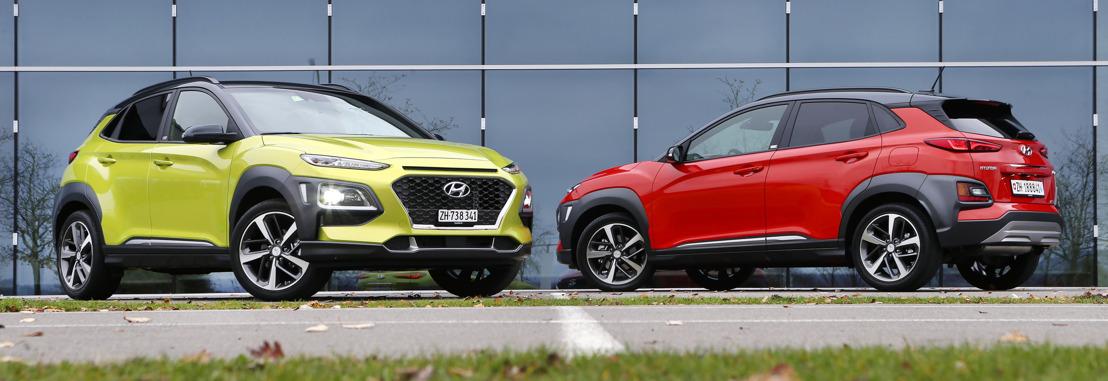 All-New Hyundai KONA ab sofort in der Schweiz erhältlich