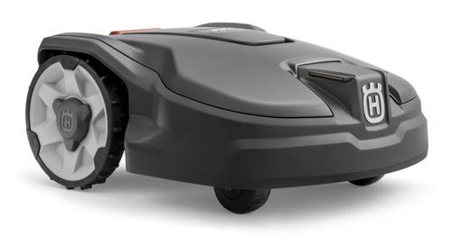 Husqvarna porte l'attention sur la durabilité et la technologie avec le Automower 305 et 435X AWD