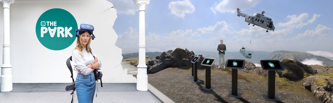 Belgian virtual reality arcade The Park opens its doors in the Netherlands