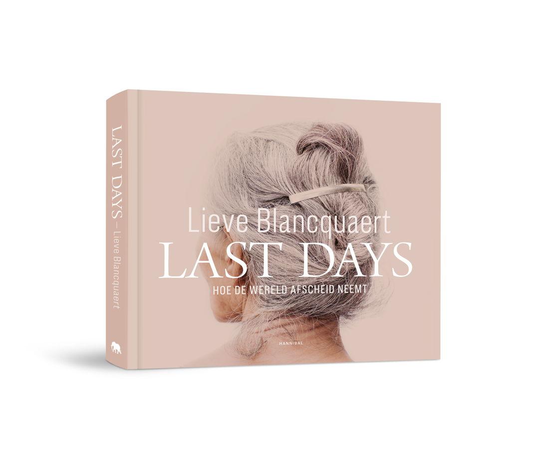 Cover boek Last days