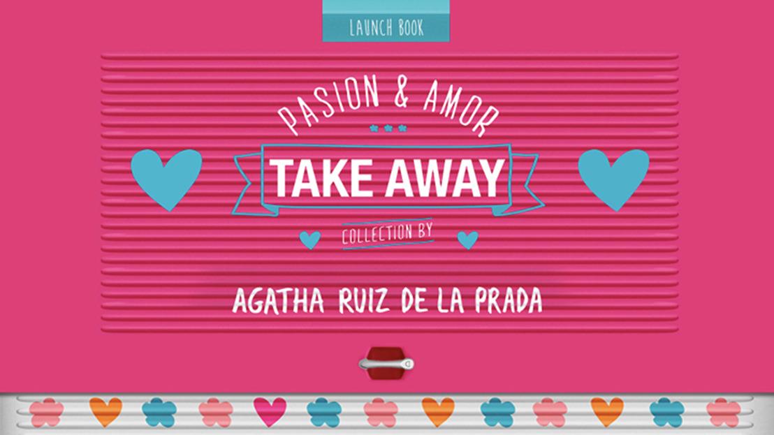 AGATHA RUIZ DE LA PRADA LANZA SU NUEVA EDICIÓN LIMITADA: TAKE AWAY