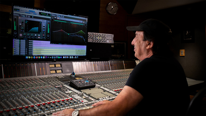 Legendary Mix Engineer Chris Lord-Alge Adds SSL Native V6 Plug-ins, 500-Series Modules and more to His SSL-Based Ecosystem