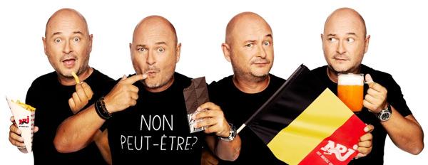 Preview: NRJ HITS TV : Cauet est de retour à la télévision belge