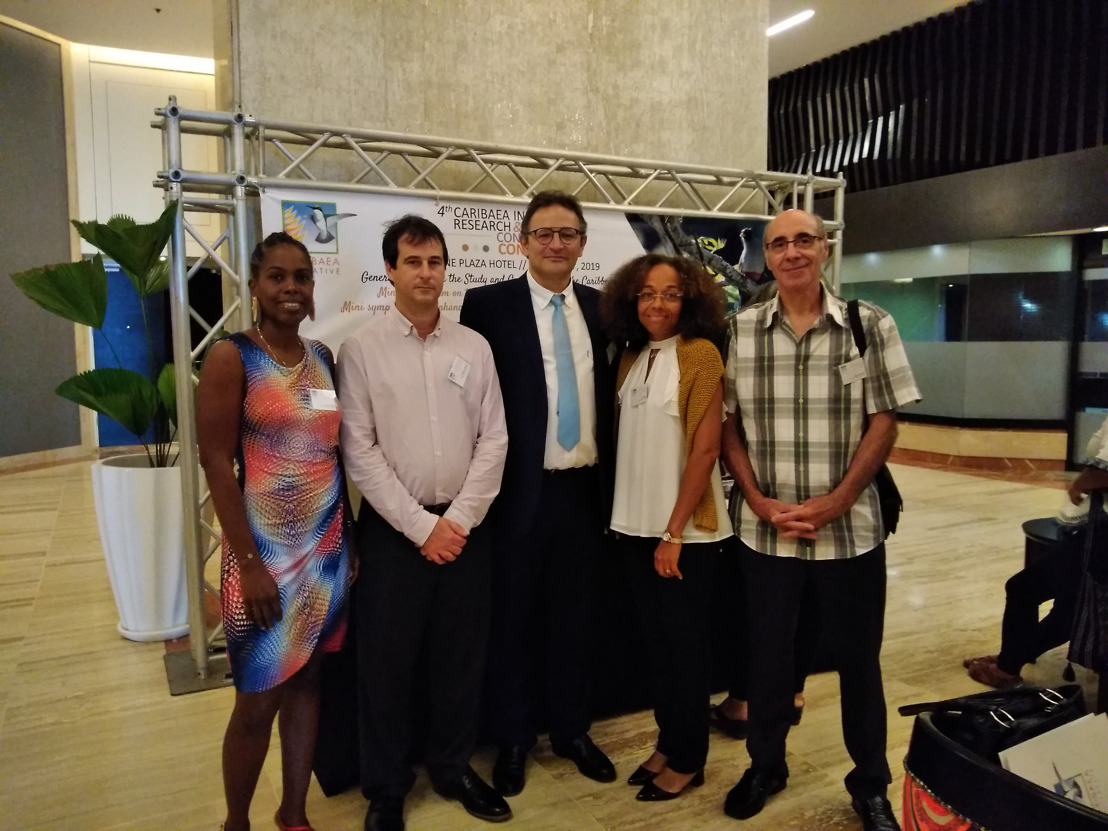 La coopération régionale de la ville du Lamentin (Martinique) : politique publique en faveur du rapprochement des populations caribéennes