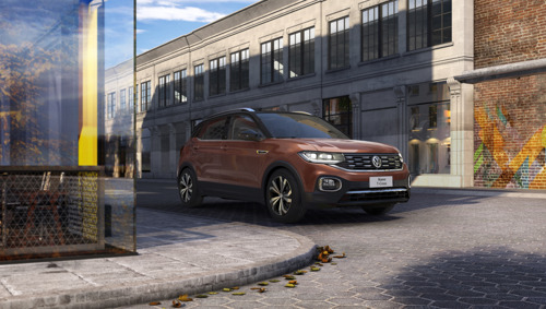 Nuevo T-Cross: el SUV más accesible de Volkswagen que revolucionará el mercado mexicano