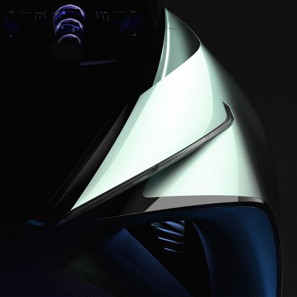 Preview: LEXUS @ TOKYO MOTOR SHOW - LE FUTUR SERA ÉLECTRIQUE
