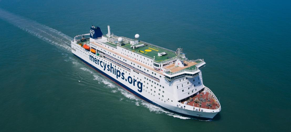 Sea trial avklarad för Global Mercy™, världens största civila sjukhusfartyg