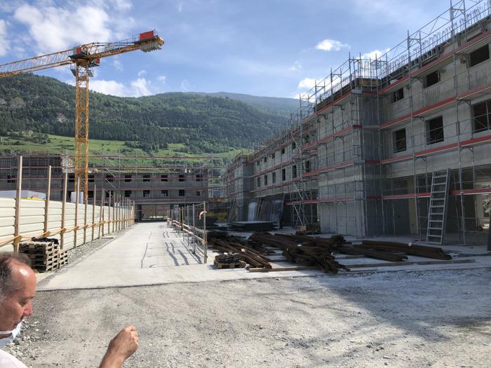 L'entreprise de construction Dumas en Suisse rejoint le Groupe Thomas & Piron