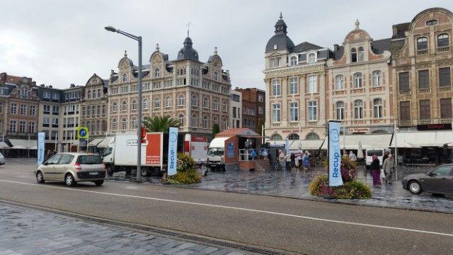 Recupel on Tour - Leuven