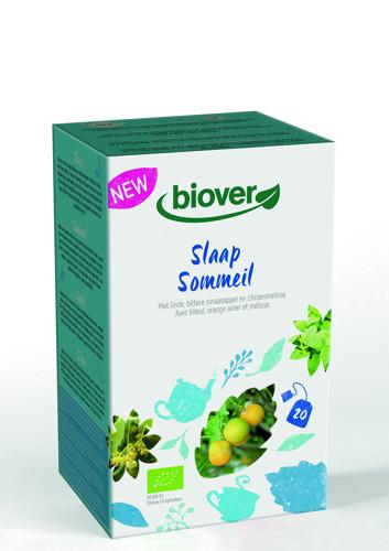 Biover: de pure kracht van de natuur in een kopje thee