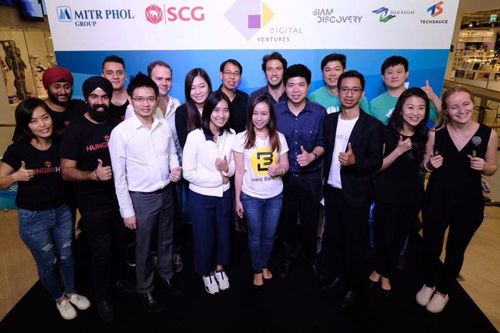 Preview: Event Banana Named Thailand's Most Promising Tech Startup at Seedstars Bangkok