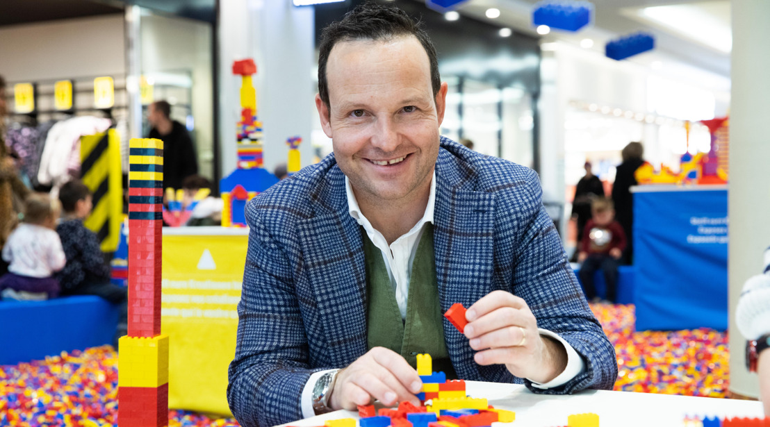 LEGO® Playworld: Grosse Schweizer Tour mit Hyundai und dem All-New KONA electric