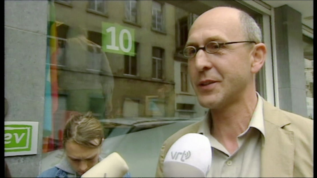 Ludo Sannen 2003 - (c) VRT