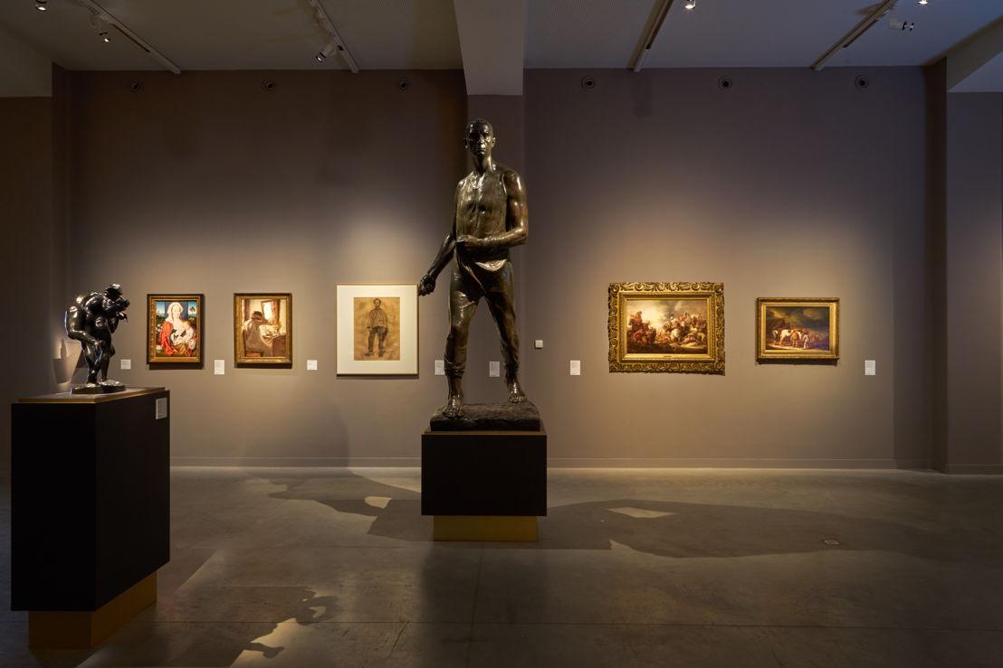 Présentation de la collection M: &quot;Collectionner, c'est un art&quot;<br/>Photo (c) Dirk Pauwels