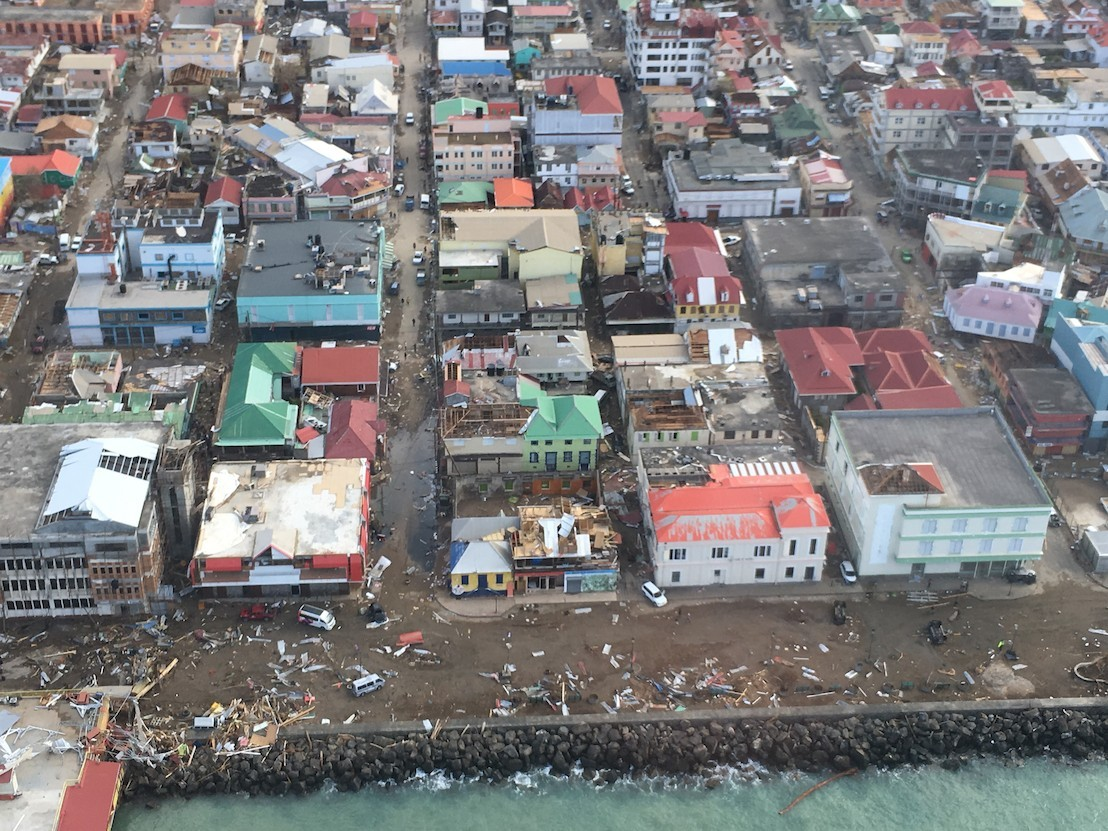 EU Releasing EC$24M to Dominica's for Post Hurricane Maria Reconstruction Efforts