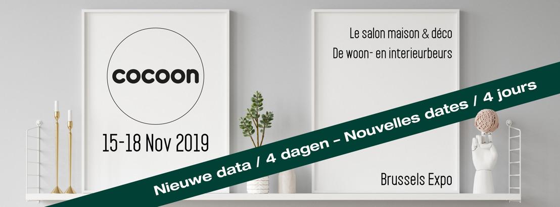 Save The Date : le salon COCOON fête ses 30 ans !