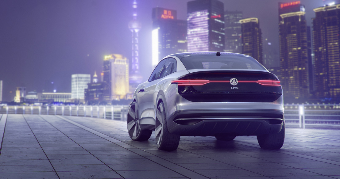I.D. CROZZ – Volkswagen onthult elektrische cross-over in Shanghai (Update)
