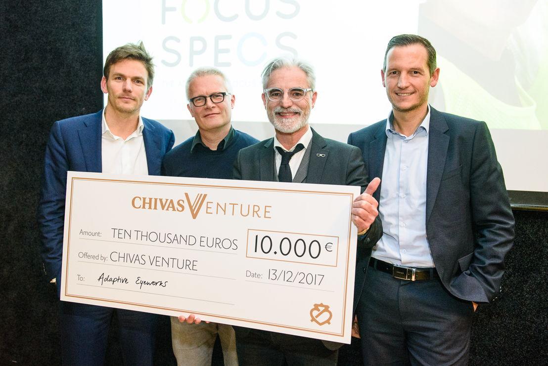 Winnaar Koen Van Pottelbergh - Adaptative EyeWorks
