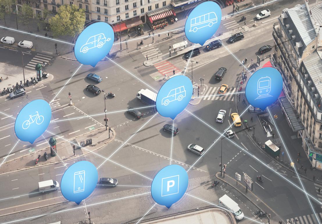 Volkswagen D'Ieteren Finance zet ook in op multimodale mobiliteit