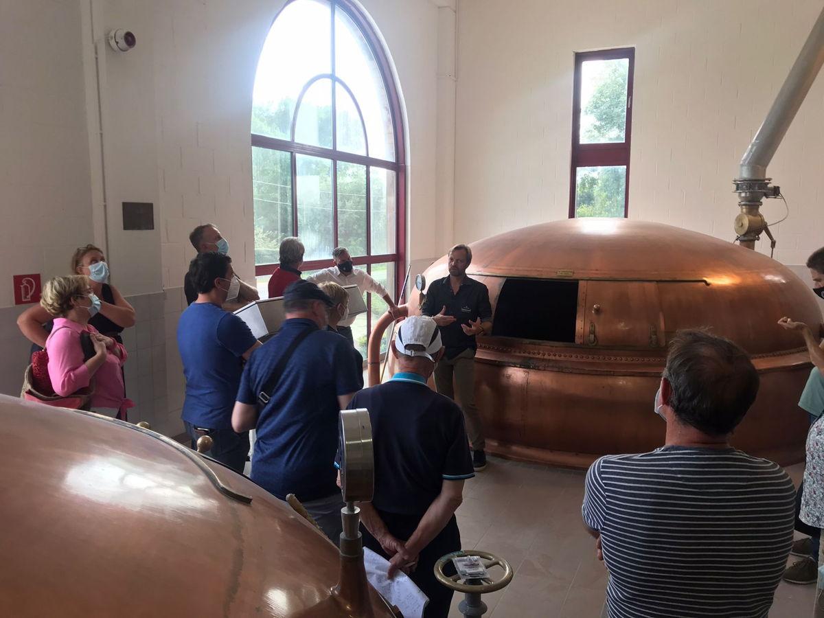 Brouwerij Timmermans in Itterbeek (Dilbeek) doet mee aan de Maand van de Lambiek