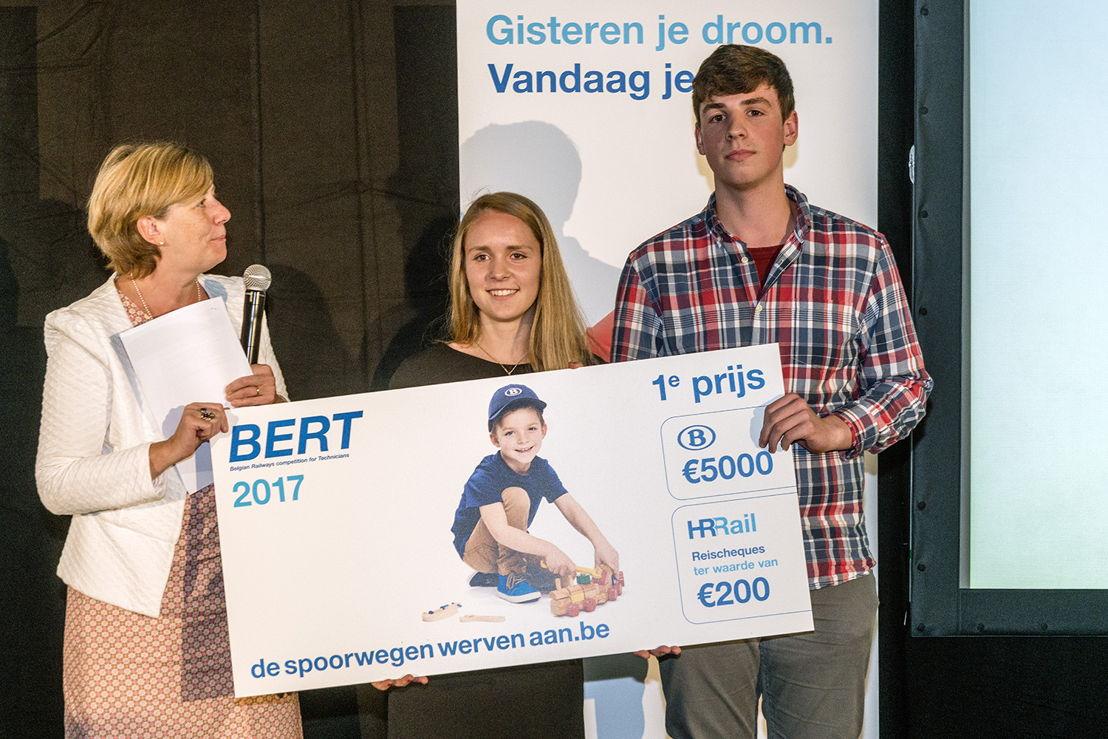 1er prix Infrabel: VTI Torhout
