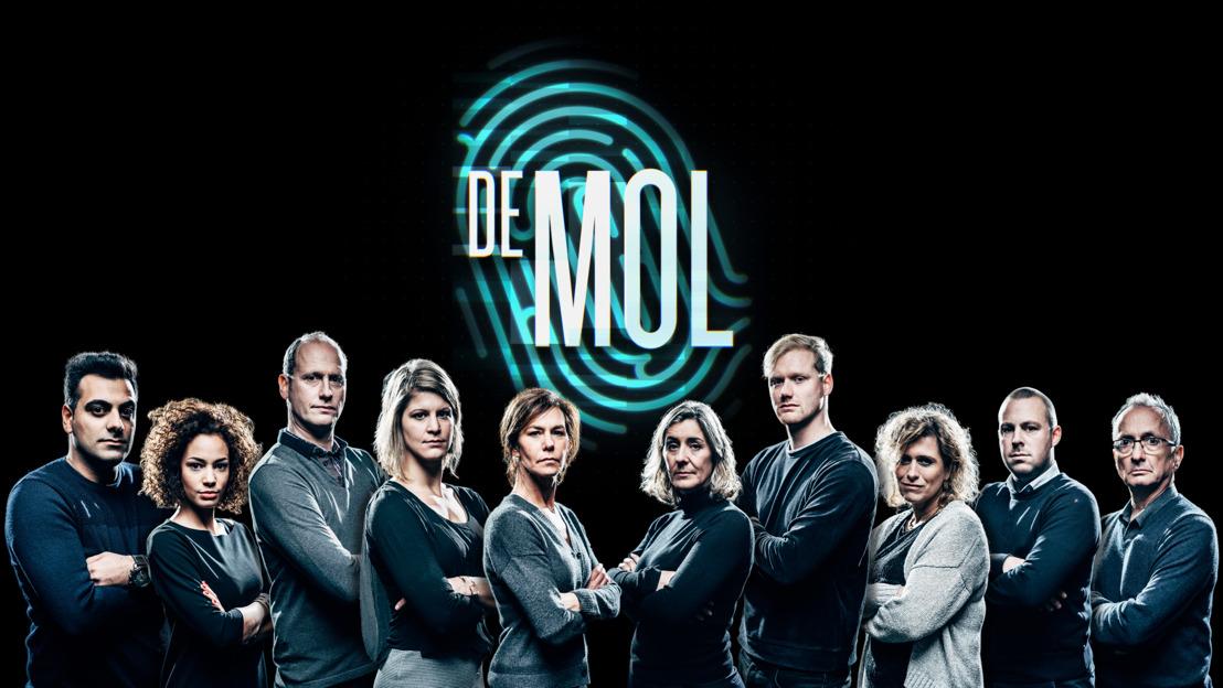 Dit zijn de kandidaten van De Mol.