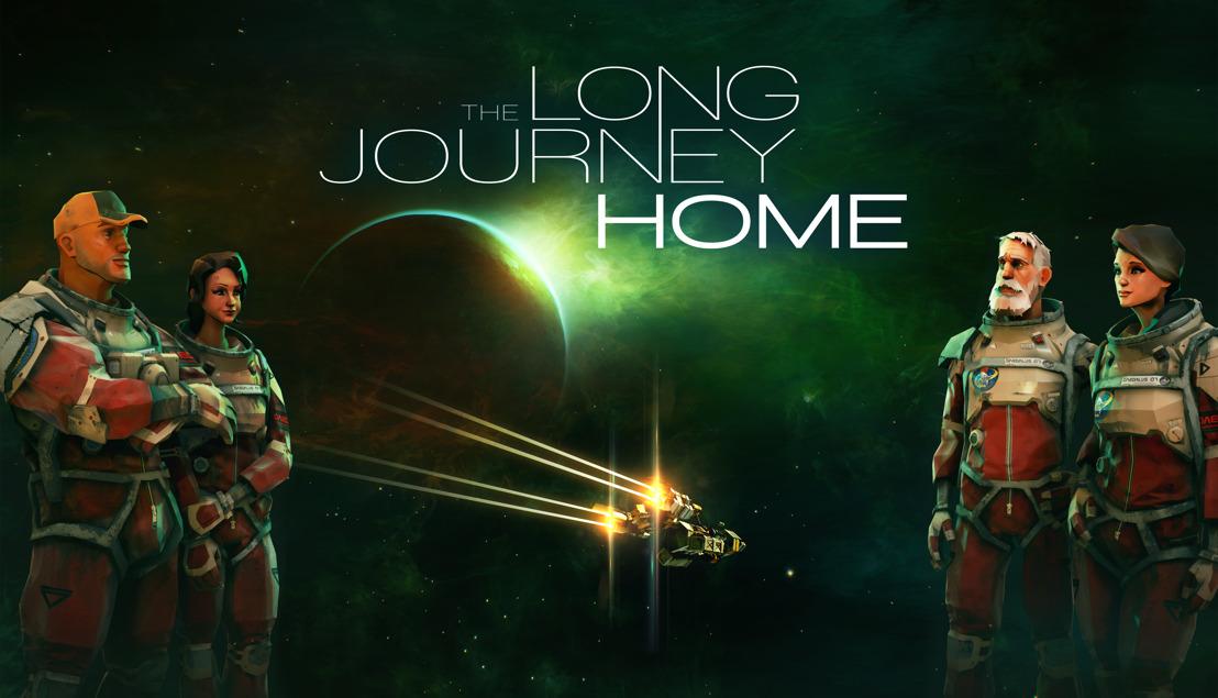 """Daedalics außergewöhnliches Space Exploration RPG """"The Long Journey Home"""" ab heute verfügbar"""