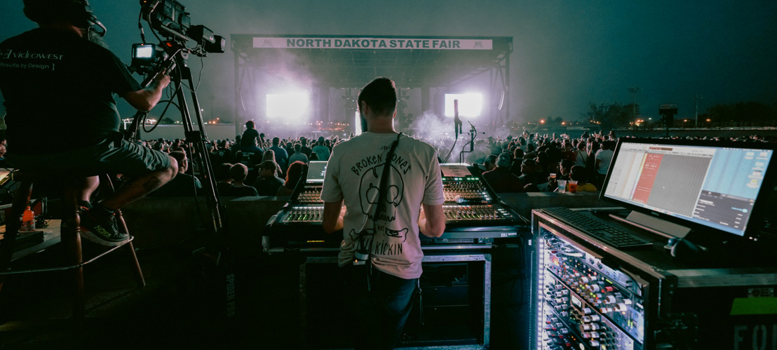 FOH Engineer David Loy Relies on RME During Packed Summer of Country Festivals