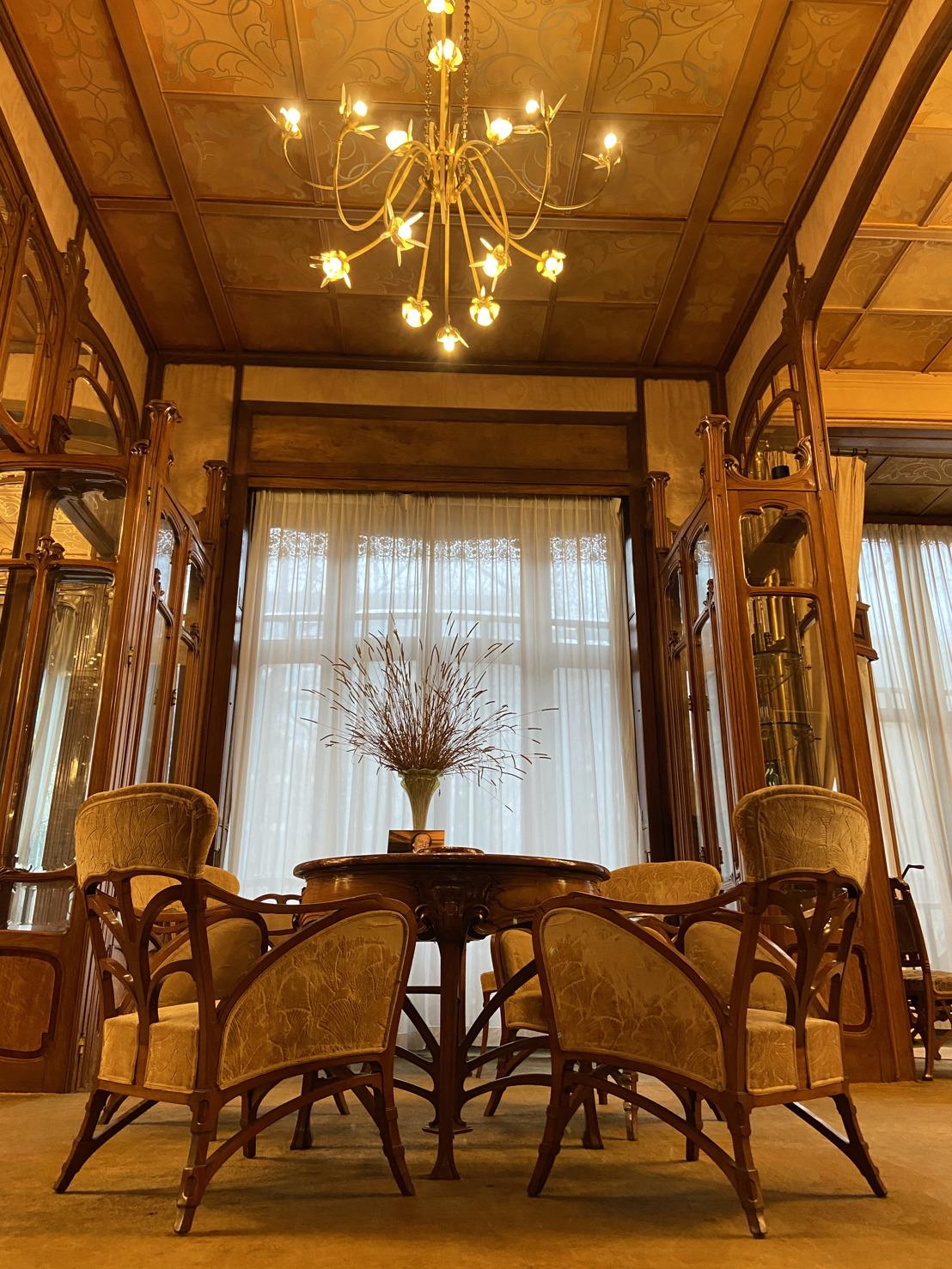L'Hôtel Solvay s'ouvre au grand public