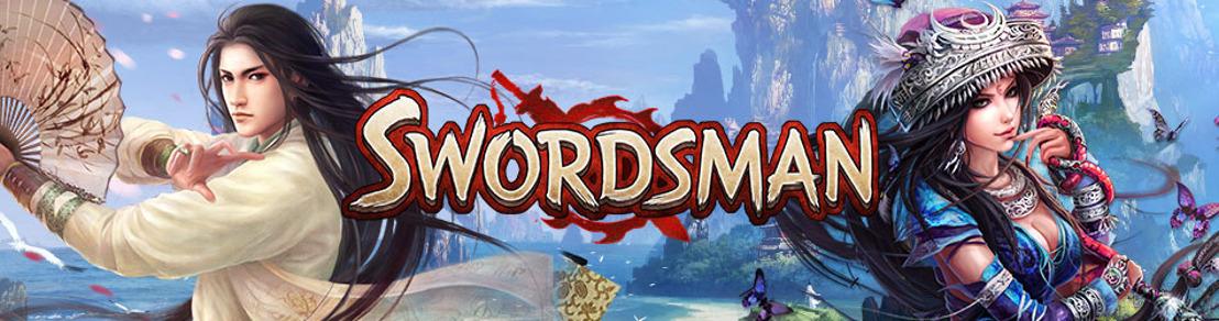 Закрытый бета-тест файтинг-MMORPG Swordsman начнется 11 мая!