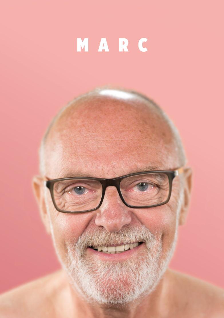 Marc, 72 jaar, weduwnaar.<br/>Gent