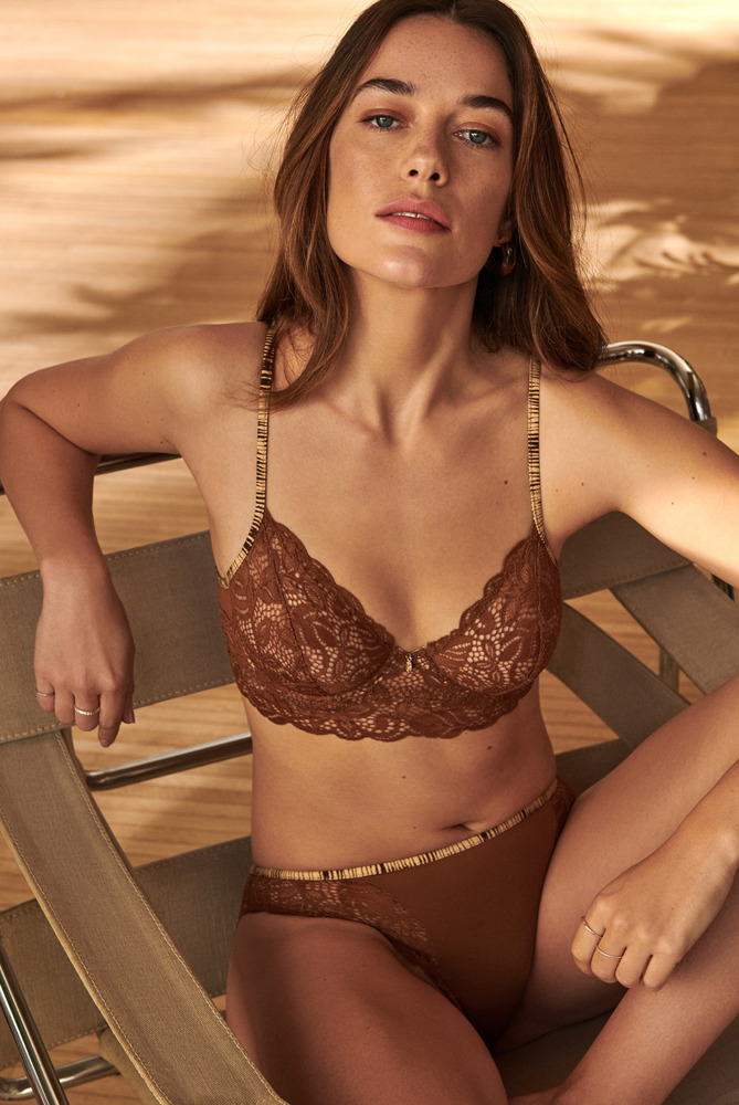 Preview: FW21 - Marie Jo is bringing Gustav Klimt's muses to your lingerie drawer